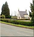 ST4690 : The Arches farmhouse near Caerwent by Jaggery