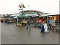 SD8010 : Bury Market by David Dixon