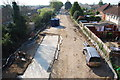 SU5803 : Fareham to Gosport BRT - View from Gregson Avenue Bridge (22) by Barry Shimmon