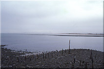 NU1341 : Holy Island: looking south across the Harbour by Christopher Hilton
