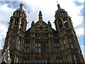 TQ3079 : Palace of Westminster by Christine Westerback