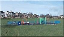 SE1926 : Children's Playground - Green Lane by Betty Longbottom