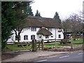 SU3809 : The Pilgrim Inn, Marchwood by David Martin