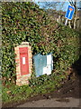 ST6220 : Sandford Orcas: postbox № DT9 56 by Chris Downer