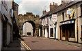 J4187 : The North Gate, Carrickfergus (2) by Albert Bridge