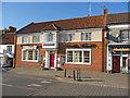 ST4938 : Glastonbury - The Market House Inn by Chris Talbot