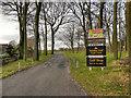 SD6105 : Hindley Hall Golf Course by David Dixon