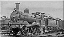 TQ2182 : Ex-Midland 2F 0-6-0 at Willesden Locomotive Depot by Ben Brooksbank