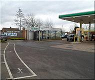 ST3091 : HydroCare, Malpas Road, Newport by Jaggery