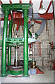SK2999 : Elizabeth - stationary steam engine, Wortley Top Forge by Chris Allen