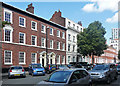 SJ8397 : St John Street, Manchester (1) by Stephen Richards