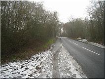 SU7953 : Hitches Lane by Sandy B