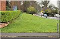J3683 : Reserved line, Jordanstown/Greenisland (3) by Albert Bridge