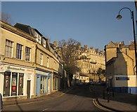 ST7565 : Walcot Street, Bath by Derek Harper