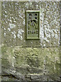 ST5763 : Flush Bracket on the church by Neil Owen