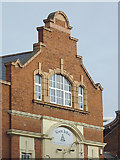 SO9198 : Mount Bethel Zion Church (detail), Wolverhampton by Roger  Kidd