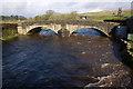 SD8072 : Road bridge, Horton in Ribblesdale by Ian Taylor