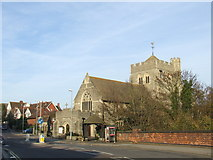 TQ7407 : St. Mary Magdalene Church, Bexhill-on-Sea by Malc McDonald