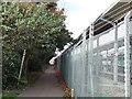 TQ0102 : Footpath in Littlehampton by Malc McDonald