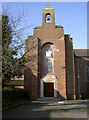 ST5970 : St Barnabas, slightly the less by Neil Owen