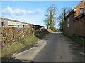 TG3818 : School Road past The Laurels, Ludham by Evelyn Simak