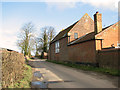 TG3818 : Barn conversion at The Laurels, Ludham by Evelyn Simak