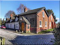 SJ8383 : The Methodist Chapel, Styal Village by David Dixon
