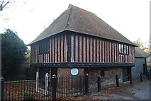 TR1859 : Fordwich Town Hall and Stocks by N Chadwick