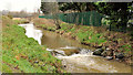 J4569 : The Enler River, Comber (3) by Albert Bridge