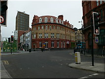 SJ3490 : Church House, Hanover Street by Eirian Evans
