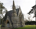 SU6089 : Southern of two mortuary chapels, Castle Street by Roger Templeman