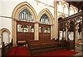 TQ2382 : St Martin, Mortimer Road, Kensal Rise - Stalls by John Salmon