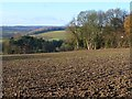 SP8902 : Farmland, Great Missenden by Andrew Smith