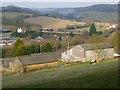 SP9604 : Farm buildings, Chesham by Andrew Smith