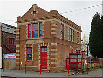 SO9596 : Former Tramways Offices in  Bilston, Wolverhampton by Roger  Kidd