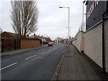 SO9596 : Lunt Road, Bilston by Alan Murray-Rust