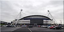 SD6409 : Reebok Stadium by Philip Platt