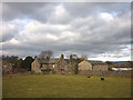 NY6813 : Sheep paddock on the edge of Great Asby by Karl and Ali