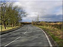 SJ6298 : Slag Lane, Lowton Common by David Dixon