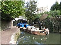 ST7565 : Kennet & Avon Canal, Bath by Gareth James