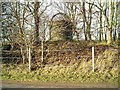 SK4051 : Air shaft for Butterley Tunnel by Antony Dixon
