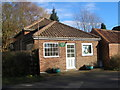 SK8266 : Girton Village Hall by John Slater