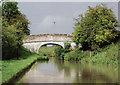 SJ6760 : Minshullhill Bridge near Church Minshull, Cheshire by Roger  Kidd