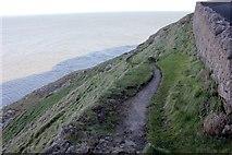 SH7783 : Path on the Great Orme, Llandudno by Jeff Buck