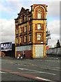 SJ8499 : Disused Building, Rochdale Road by David Dixon