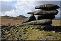 SX1481 : Showery Tor by Philip Halling