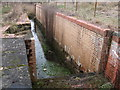 SU1187 : Mouldon Lock, Wilts & Berks Canal (North Wilts Branch) by Vieve Forward