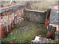 SU1187 : Detail, Mouldon Lock, Wilts & Berks Canal (North Wilts Branch) by Vieve Forward