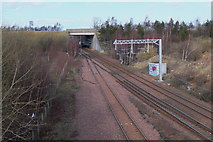 NT3271 : Starting point of the new Borders railway by Jim Barton