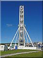 ST3161 : Weston-Super-Mare - The Weston Eye by Chris Talbot